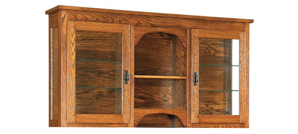 River Woodworking Mission Hutch