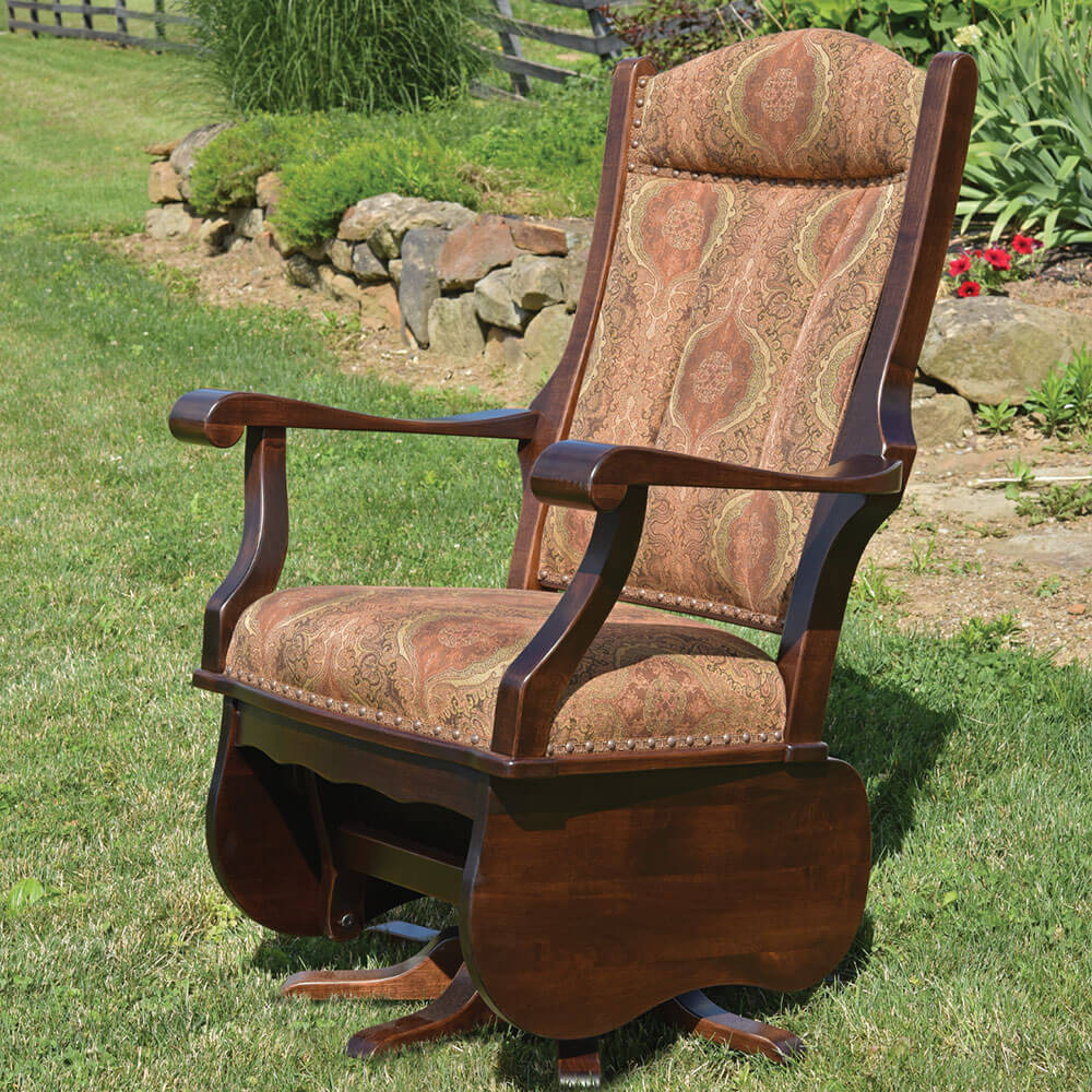 River Woodworking SG45 WIDE Swivel Glider