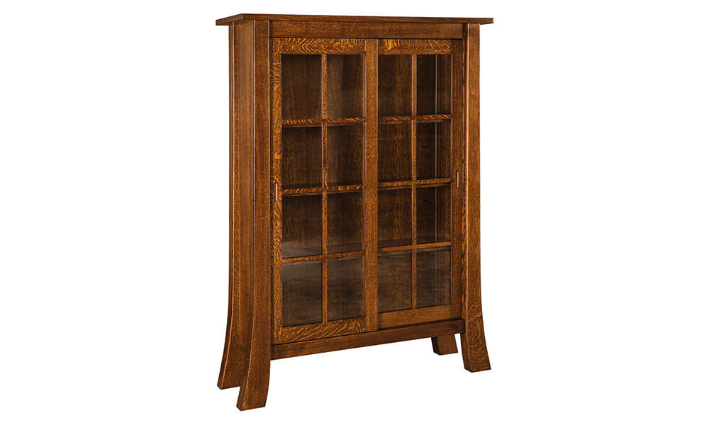River Woodworking Witmer Bookcase